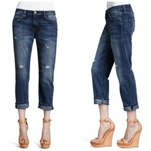 Current/Elliot Loved Destroyed Boyfriend Jeans
